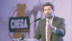 Ventura recorre ao Tribunal Constitucional se lhe recusarem suspensão do mandato no Chega