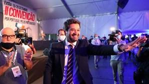 André Ventura quer pedido de desculpa de António Costa