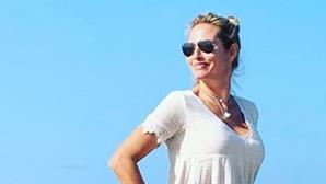 Fernanda Serrano assume namoro em viagem romântica
