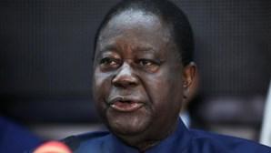 """Oposição da Costa do Marfim apela à """"desobediência civil"""" nas eleições presidenciais"""