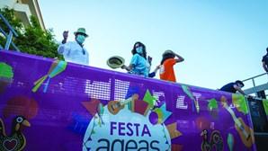 Milhares de portugueses participaram na festa