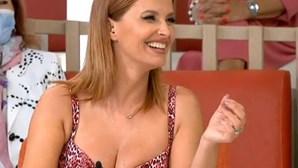 """""""As mamas crescem-me com a idade"""": Cristina Ferreira explosiva no regresso ao 'Você na TV'"""