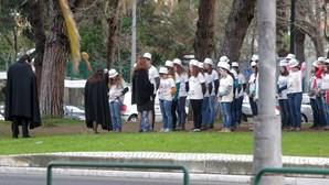 Reitor de Lisboa proíbe praxe e ameaça com processos