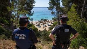 Pelo menos 128 migrantes chegam às Ilhas Baleares