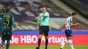 Sporting de Braga lança ataque à arbitragem