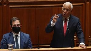 Salário mínimo leva Rui Rio a colar Costa a Sócrates