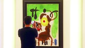 """""""Oliveira e Costa queria vender obras de Miró"""""""