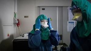 Seis mortos e 854 infetados por coronavírus nas últimas 24 horas