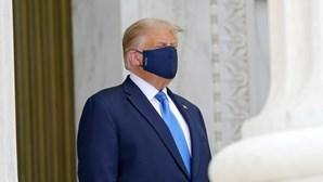 Trump apupado enquanto reza junto a caixão de juíza do Supremo Tribunal dos EUA
