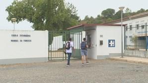 Ano letivo arranca com medidas especiais devido à Covid-19 em escola de Santiago do Cacém