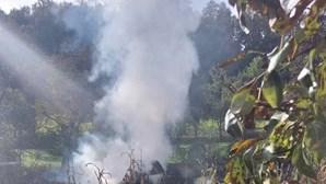 Avião militar cai na Sérvia. Autoridades admitem vítimas