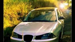 PSP recupera carro usado por casal em assaltos. Jovem morreu baleada