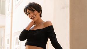 Carolina Carvalho atrevida com novo visual