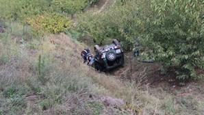 Acidentes matam dois condutores em Resende e na Trofa