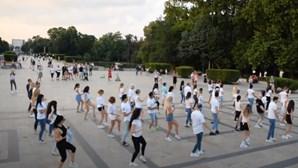 Dançar contra a Covid-19: 'Desafio Jerusalema' salta para a fama mundial após fazer furor em Portugal