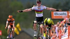 Anna van der Breggen campeã do mundo em ciclismo