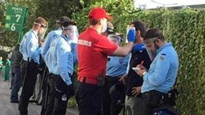 Sócio do Sporting agredido na Assembleia Geral do clube. Veja as imagens