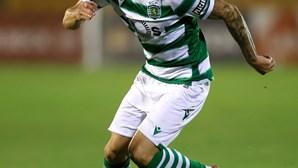 Nuno Santos já disponível para o Sporting