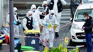 """Suspeito do ataque junto ao Charlie Hebdo acusado de """"tentativa de homicídio"""""""