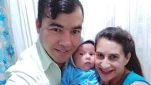 Mata filho bebé de três meses e ex-mulher com veneno na comida