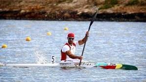 Canoísta Fernando Pimenta conquista centésima medalha com ouro no K1 5000