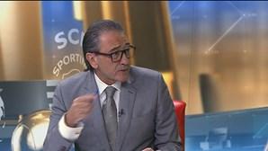 """Rodolfo Reis após polémica com Luís Filipe Vieira: """"Tenho direito a ter nojo"""""""
