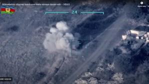 Combate entre Azerbaijão e separatistas arménios já provocou 39 mortos. Conheça os detalhes do conflito