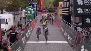 Luís Gomes é vencedor da 1.ª etapa da edição especial da Volta a Portugal