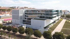 Hospital com vista para o Tejo custa 170 milhões de euros