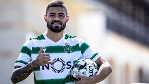 """""""Salto para um gigante europeu"""": Tabata é reforço do Sporting"""