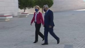 """""""A União Europeia respondeu como nunca tinha respondido"""": Costa apresenta Plano de Recuperação e Resiliência"""