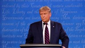 O primeiro debate entre Donald Trump e Joe Biden ponto a ponto