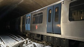 Reaberto troço entre Laranjeiras e Marquês de Pombal da linha Azul do Metro de Lisboa