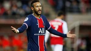 Neymar deve 34 milhões de euros ao fisco espanhol