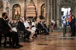 Marcelo elogia papel dos militares em tempo de crise