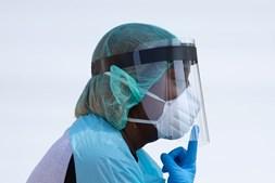 profissional de saúde, coronavírus
