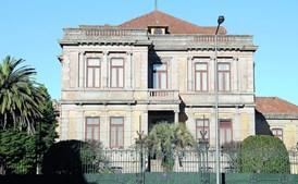 Palacete foi construído em finais do séc. XIX