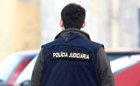 PJ, Polícia Judiciária, costas, xxx