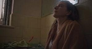 Lúcia Moniz numa cena do filme 'Listen'