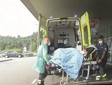 Parto no interior da ambulância. Mãe e filho deram depois entrada no Hospital de Braga, a poucos metros