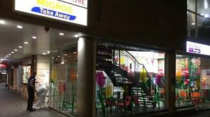 Crime ocorreu junto a restaurante no centro de Morges
