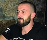 Dimitri Custóias, de 32 anos, está a ser julgado