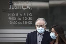 Teixeira da Mota, advogado de Rui Pinto