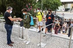 Regresso às aulas em Coimbra