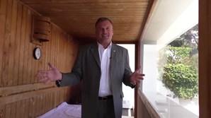 Matthias Schmelz , de 58 anos, fez fortuna a vender aspiradores