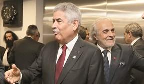 Luís Filipe Vieira e Rui Rangel