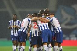 Jogadores do FC Porto