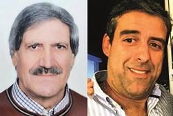 José António Silva e João Vicente