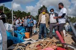 Iniciativa de limpeza das praias do Litoral Alentejano contou com a presença do Ministro do Mar