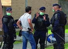 Megaoperação da PSP no bairro da Pasteleira no Porto caça traficantes